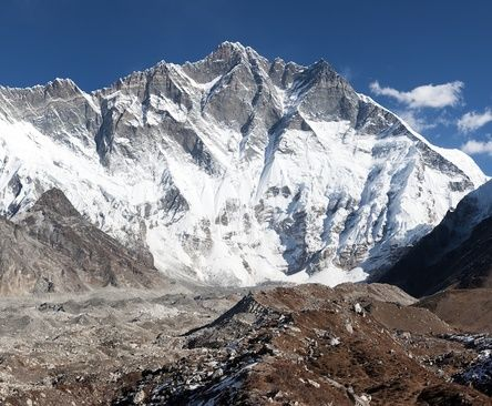 Everest, Lhotse & Island Peak