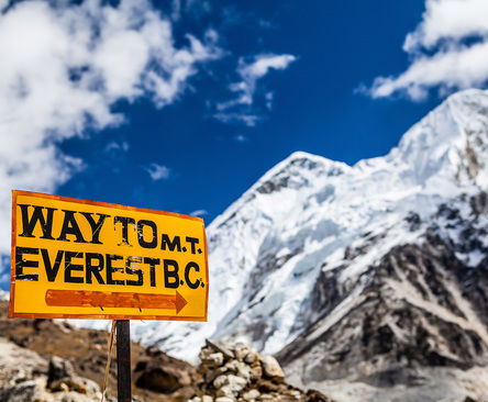 Everest Base Camp -vaellus